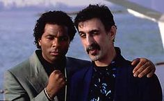 Just spotted Frank Zappa in Miami Vice