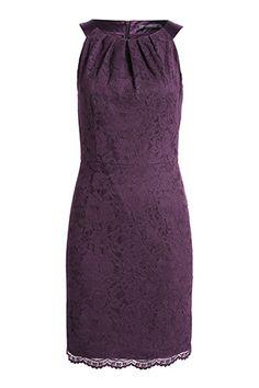 Esprit   Kleid aus Spitze mit Stretch Etuikleid Spitze, Kleider Für  Festliche Anlässe, Elegante a06fe2d4dd