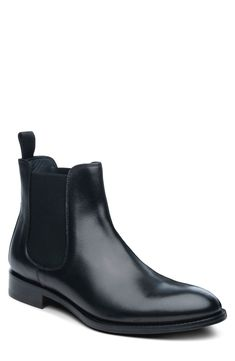 Lustrous leather elevates a versatile Italian Chelsea boot built with a breathable upper and twin elastic gores for an easy fit. Style Name:Ankari Floruss Mid Chelsea Boot (Men). Style Number: Available in stores. Red High Heel Shoes, Red Flats, Shoes Heels, Black Leather Shoes, Leather Men, Black Shoes, Foot Powder, Expensive Shoes, Buy Shoes