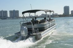 Honda Marine and Coach Pontoons are joining forces!