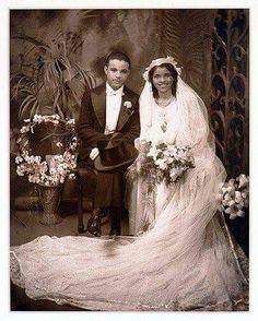 Harlem Renaissance weddings