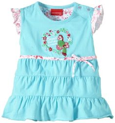 SALT AND PEPPER Baby - Mädchen Langarmshirt 43212223, Gr. 62, Blau (capri blue) SALT AND PEPPER http://www.amazon.de/dp/B00EM6UGD4/ref=cm_sw_r_pi_dp_JpF7vb1CGFF4G