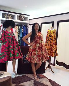 Stunning Ankara Gown Styles to Slay this Weekend African Dresses For Women, African Attire, African Wear, African Fashion Dresses, African Women, African Inspired Fashion, African Print Fashion, Africa Fashion, Ankara Gown Styles