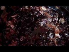 Szybkie powidła śliwkowe bez mieszania - proste i smaczne Beef, Youtube, Food, Meat, Essen, Meals, Youtubers, Yemek, Youtube Movies