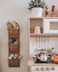 Home Decor Contemporary .Home Decor Contemporary Montessori Playroom, Toddler Playroom, Kitchen Interior, Kitchen Decor, Ikea Play Kitchen, Toy Rooms, Kid Spaces, Play Houses, Cheap Home Decor