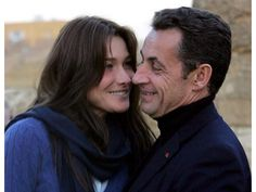 Nicolas Sarkozy - Carla Bruni-Sarkozy