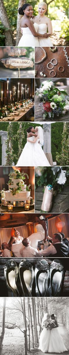 15 Beautiful LGBT Weddings That Will Make You Feel All the Feelings - Cosmopolitan.com