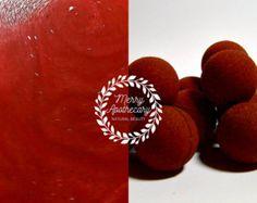 Red Bath Bombs * Cannonballs * Mini Bath Bombs * Blood Red Bath Water * Cherry…
