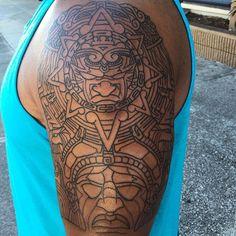 mayan tattoos - Google Search