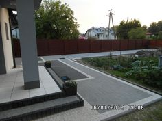 7 Best Kostka Images Tiles Arquitetura Backyards