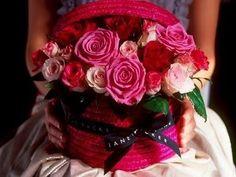 ❥ box of roses