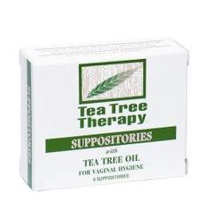 Shop Tea Tree Therapy Suppositories with Tea Tree Oil at wholesale price only at ThriveMarket.com