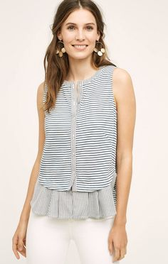 Fenella Tank  by Meadow Rue