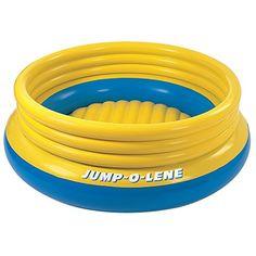 Intex Jump-O-Lene Inflatable Bouncer,…
