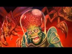 ▶ Mars Attacks! oil painting technique by Fantasy Artist Jeff Miracola - YouTube