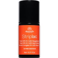 STRIPLAC NAIL POLISH 32 PINK EMOTION