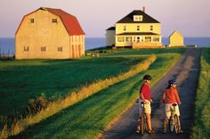 Prince Edward Island...This is Chepstow - right out of Souris on eastern end of the Island.