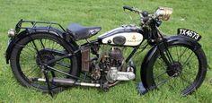 Raleigh 250cc 1928