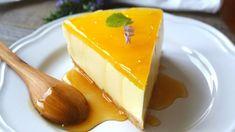 Tarta de naranja SIN HORNO. ¡Fácil y rápida!