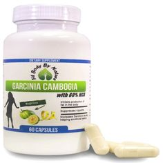Garcinia Cambogia pure extract 60% HCA - 1600mgs for a more rapid/healthy weight loss