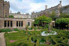 Catherine Parr, King Henry, Henry Viii, Castle, British, England, Mansions, House Styles, Places