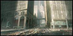 future city 2 by *PeteAmachree on deviantART