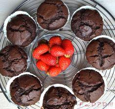 Fromage ou Dessert ? Dessert !!!: Muffins au chocolat comme à Mc Do, pour ma copine Véro !