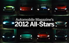 The 2012 Automobile All-Stars are our answers to the question: What's the best car?