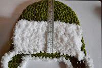 Crochet Baby Aviator Hat Pattern Free : Aviator Hat on Pinterest Crochet Baby Hats, Fleece Hat ...