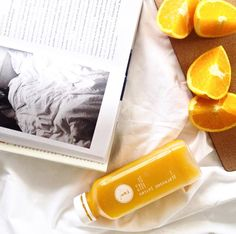 How about a PJ OJ for breakfast? Are you having enough vitamin C? Get it with the natural stuff, get it with Pressed! It's the Positively Life Changing way •