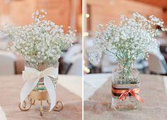 {Alabama} A Cotton-Infused Barn Wedding by Jennifer Blair Photography