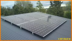 Solar Panels Installation Service In Auckland. Save #energy bill with Eco-friendly #solar panels system. #solarenergy #solarpower #solarpanels