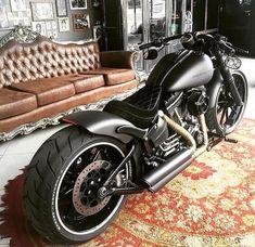 Harley Davidson Bike Pics is where you will find the best bike pics of Harley Davidson bikes from around the world. Harley Davidson Motorcycles, Custom Motorcycles, Cars And Motorcycles, Custom Bobber, Custom Harleys, Indian Scoot, Custom Street Bikes, Biker T Shirts, Bike Life