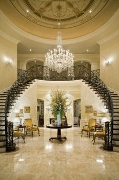 The Sound of Music started my addiction to grand staircases
