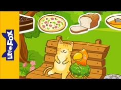 ▶ Do You Like Pizza? - Learn English for Kids Song by Little Fox - YouTube