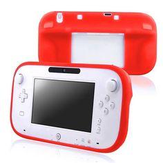 Soft Shell (Rød) Nintendo Wii U Deksel