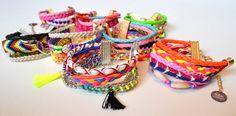 Populaire ibiza armbanden/friendship bracelets, wij hebben ze weer!! Neem een kijkje op www.keklifestyle.com. Een leuke friendshipbracelet al vanaf 3,95 in huis!