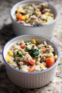 Healthy Sweet Potato Shepard's Pie without topping