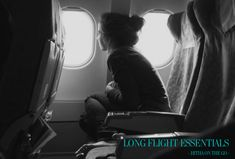 MUST-PACK items to survive the longest of flights - http://www.hithaonthego.com/10-essentials-long-flights/