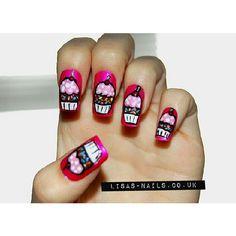 Instagram photo by  lisas_nails1  #nail #nails #nailart