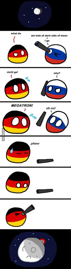The German secret