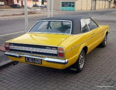1968 ford taunus 20m p7 hardtop coup automotive - Ford taunus gxl coupe 2000 v6 1971 ...