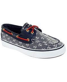 Sperry Top-Sider Women's Shoes, Bahama Boat Shoes
