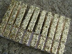 gold glitter clothespins. $6.00, via Etsy.