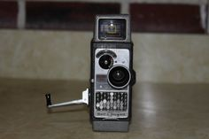 Retro Bell and Howell Electric Eye 8mm camera by Fleaosophy, $18.00