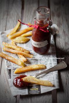 Ketchup fatto in casa