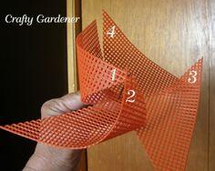 Crafty Gardener » Pin Wheel Twirler