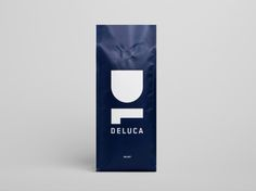 """Branding for Deluca Coffee by Christopher Doyle & Co""""We..."""