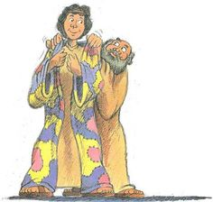 Bible Story of Joseph | Child Bible Story Online