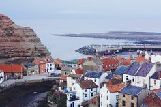 A Little Stay In Staithes, North Yorkshire. A beautiful, sleepy coastal village nestled in the heart of the North Yorkshire moors.